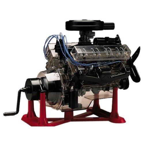 V8 Engine Kit: Revell 1/4 Visible V8 Engine Model Kit