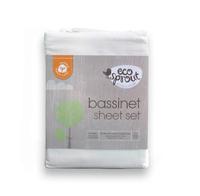 Eco Sprout Organic Bassinet Sheet Set