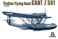 Italeri: 1/72 Vintage Collection Cant Z 501