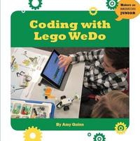 Coding with Lego Wedo by Amy Quinn
