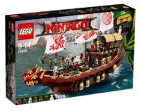 LEGO Ninjago: Destiny's Bounty (70618)