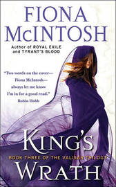 King's Wrath by Fiona McIntosh