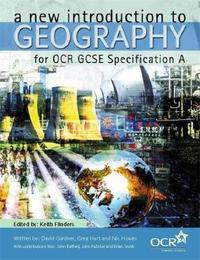 An Introduction to Geography for OCR Specification A by Greg Hart image