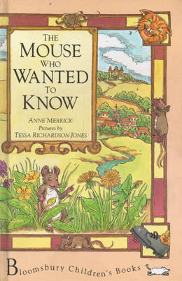 The Mouse Who Wanted to Know by Anne Merrick image