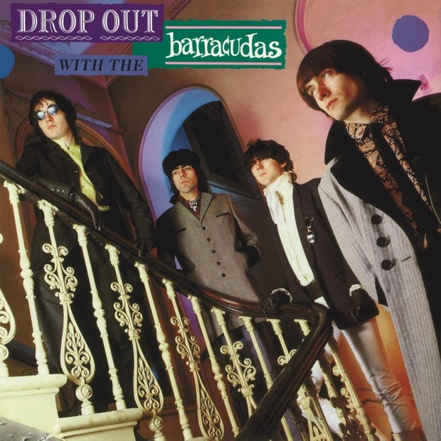 Drop Out With The Barracudas (LP) by Barracudas