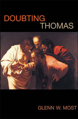 Doubting Thomas by Glenn W. Most image