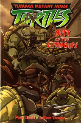 Teenage Mutant Ninja Turtles: v. 2 by Peter David image