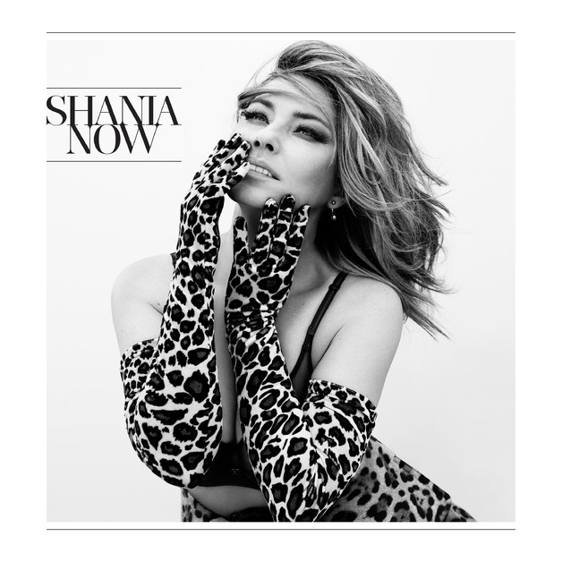 Now by Shania Twain