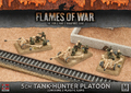 Flames of War: Afrika Korps - 5cm Tank-Hunter Platoon
