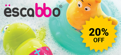 20% off Escabbo!