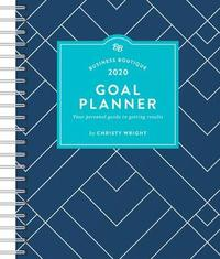 Business Boutique Goal Planner 2020 by Christy Wright