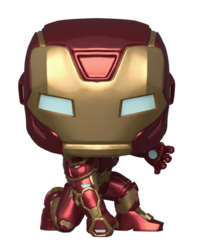 Avengers (VG2020): Iron Man - Pop! Vinyl Figure