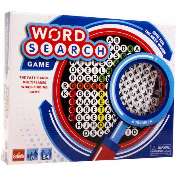 Word Search - Board Game