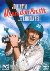 Operation Pacific on DVD