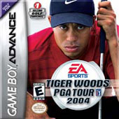Tiger Woods PGA Tour 2004 for GBA