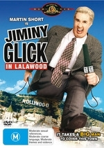 Jiminy Glick In LaLaWood  on DVD