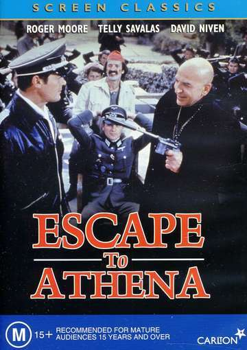 Escape To Athena on DVD image