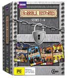 Horrible Histories - Seasons 1-4 Box Set DVD