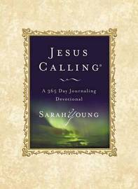 Jesus Calling: A 365 Day Journaling Devotional by Sarah Young image