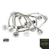 Star Wars Stainless Steel Rey Stretchable Bracelet