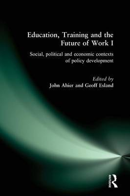 Education, Training and the Future of Work: No. 1 image