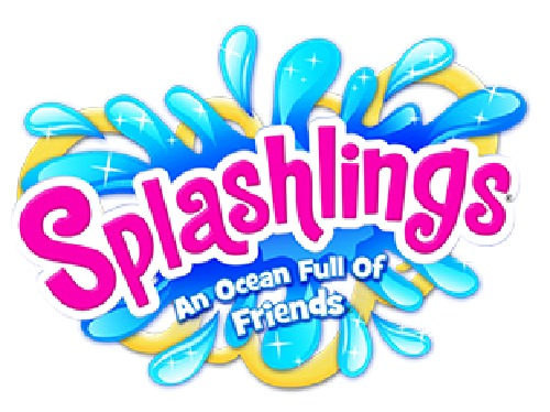 Splashlings: Collector's Shell 2-Pack (Blind Box) image