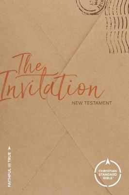 CSB the Invitation New Testament by Csb Bibles by Holman