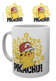 Pokemon Mug (Pikachu!)