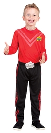 Simon Wiggle Deluxe Costume (Red) - Size 3-5