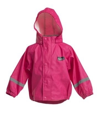 Mum 2 Mum Rain Wear Jacket - Hot Pink (2 Years)