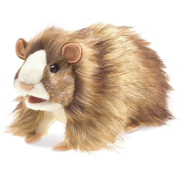 Folkmanis Hand Puppet - Guinea Pig