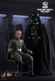"Star Wars: A New Hope - Grand Moff Tarkin & Darth Vader 12"" Figure Set"