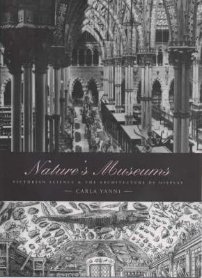 Nature's Museums by Carla Yanni image