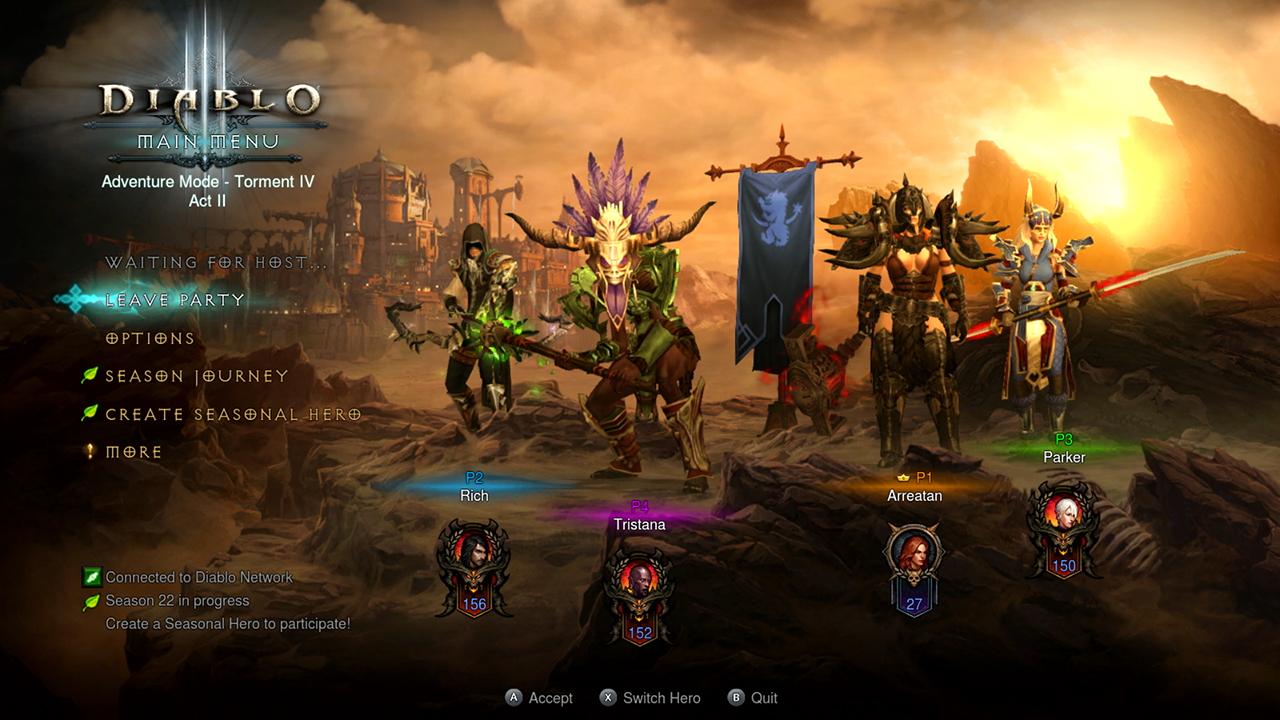 Diablo III Eternal Collection for Nintendo Switch image