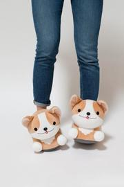 Smoko: Milo Corgi - USB Heated Slippers