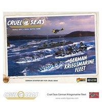 Cruel Seas: Kriegsmarine Fleet image