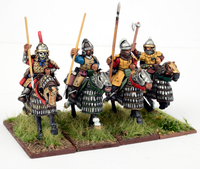 SAGA Age of Crusades - Mongol Mounted Hearthguards