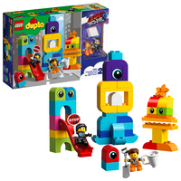 LEGO DUPLO - Emmet and Lucy's Visitors from the DUPLO Planet (10895)
