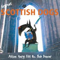 Grrreat Scottish Dogs by Alison Mary Fitt image