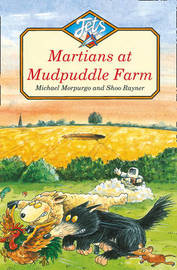 Martians at Mudpuddle Farm by Michael Morpurgo
