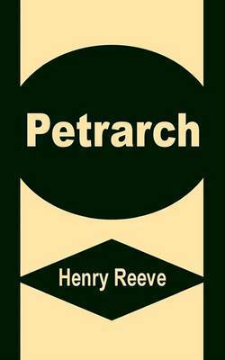 Petrarch by Henry Reeve