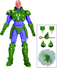 DC Icons - Lex Luthor Action Figure