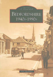 Bedfordshire 1940-1990 by Eric Meadows image