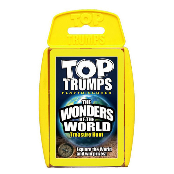 Top Tumps - Wonders of the World