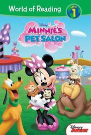 Minnie's Pet Salon by Bill Scollon