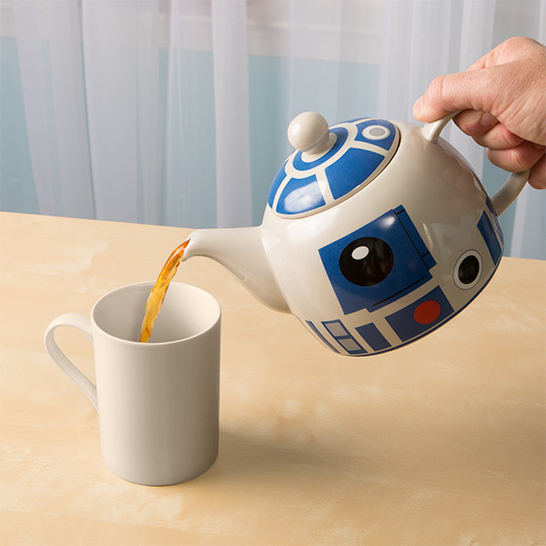 Star Wars: R2-D2 Teapot image