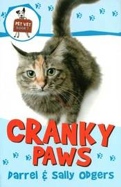 Pet Vet: #1 Cranky Paws by Sally Odgers