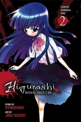 Higurashi When They Cry: Curse Killing Arc, Vol. 2 by Ryukishi07