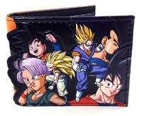 Dragon Ball Z - Group Bi-Fold Wallet
