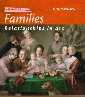 Families by Ruth Thomson image